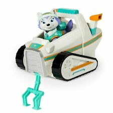 Nickelodeon PAW Patrol Everest's Rescue Snowmobile Vehicle and Figure