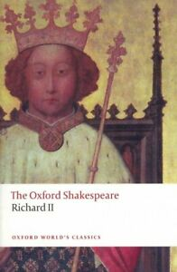 Richard II, Paperback by Shakespeare, William; Dawson, Anthony B. (EDT); Yach...