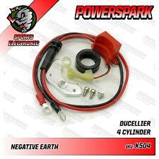 Powerspark Kit Accensione Elettronica Per Ducellier Citroen Trazione 11 Id 19