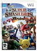 Wii - Super Smash Bros Brawl Wii - Excellent - Same Day Dispatch FAST DELIVERY