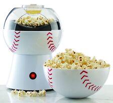 Brentwood Baseball Hot Air Popcorn Maker (Pc-485) (1200w)