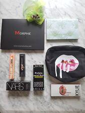 Morphe 35O + Kylie Jenner Lip Kit + NARS+Benefit Makeup Bundle+GIFT /UK seller