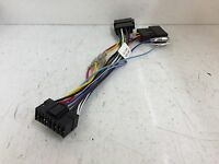 Sony Genuine 16 Pin Car Radio Stereo Wiring Connections ISO Loom Power Lead