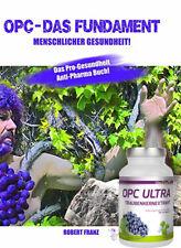 """Robert Franz Buch """"OPC Das Fundament"""" + Vita2You OPC Ultra 120 Kapseln"""