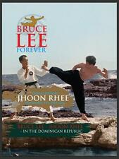 PRE ORDINE BRUCE LEE FOREVER POSTER RIVISTA' jhoon Rhee special edition'