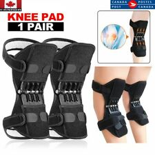 Powerlift Support Knee Pads Booster Joint Powerful Rebound Spring Force 1 Pair