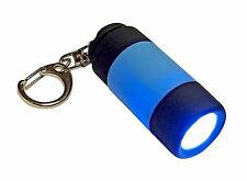 USB Rechargeable LED Waterproof Keychain Flashlight - Fast Shipped from US