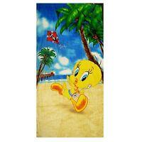 Disney Tweety iPod Printed Beach Towel 100% Cotton