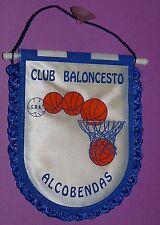 FANION BASKETBALL CLUB BALONCESTO ALCOBENDAS ESPAÑA ESPAGNE CBA BASKET