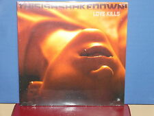 THIS IS A SHAKEDOWN Love Kills FACTORY SEALED double* LP vinyl record 2009