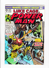 "Power Man  No.20   : 1974 :     : ""How Like A Serpent's Tooth..."" :"