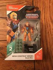 Mega Construx Heroes BEAST MAN Figure Series 2 Masters of the Universe