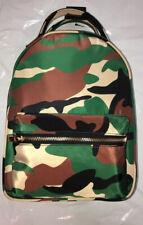 Camouflage Printed Women,Girls,Teens,Mini Fashion Backpack,Handbag,Tavel Bag