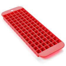 2-Pack Mini Ice Cube Mold Trays – 90 Square Shaped Holes - BPA-Free, Food-Grade