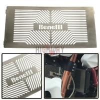 Silver Color Radiator Grill Guard Cover Protector Fi Benelli BJ600 BN600 TNT600