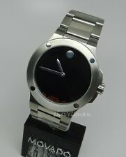Mens MOVADO 0606290 SE EXTREME Watch Automatic Mechanical 44mm Museum Dial