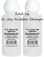 Stampendous Dauber Top Applicator 2, 4, or 6 Empty Bottles DT201