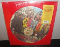The Beatles – Sgt Pepper's Lonely Hearts Club Band – Limited Edition Picture Dis