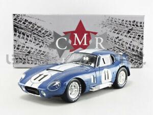 CMR 1/18 - SHELBY COBRA DAYTONA COUPE - LE MANS 1965 - CMR114