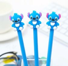 More details for new novelty stitch pen school stationery gift  boy party loot bag bullet journal