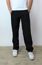 Mens Ex M&S Thermal Fleece Joggers New Jogging Bottoms Lounge Pants