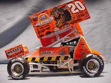 2001 DANNY LASOSKI JURASSIC PARK J D BYRIDER 1:24 SPRINT RACE CAR ACTION GMP R&R