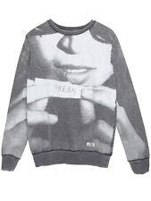Insight Daydream Crew Sweatshirt (M) Dirty Boot Black