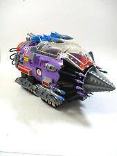 vintage TMNT 99% Complete Mutant Module, Ninja Turtle Drill Vehicle RARE