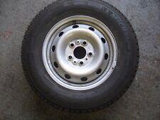 "LDV Maxus 15"" Genuine steel rim 6Jx15 ET68 with 215 70 15c tyre 1374080080"