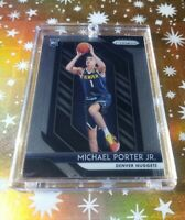 MICHAEL PORTER JR. PANINI PRIZM 2018-19 RC ROOKIE DENVER NUGGETS