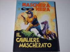 Maschera Nera Corno n° 1: Il Cavaliere Mascherato