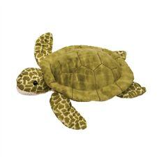 """Douglas Cuddle Toys Pebbles Sea Turtle Tortoise 9"""" Plush Stuffed Animal"""