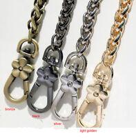 Replacement Purse Chain Strap Handle Shoulder Crossbody Handbag Bag Metal 20-120