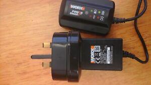 NEW Erbauer Guild Worx Titan battery Charger ERB607CHR-G  ABP118G1 18- 20V