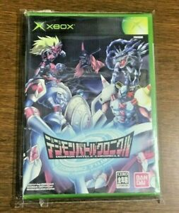 Xbox Digimon Battle Chronicle