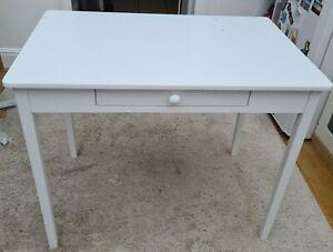 Great Little Trading Co Tall Whittington Desk, White, Kids Wooden Desk RRP £230