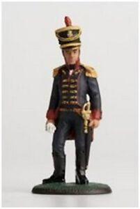 Del Prado - Napoleonic Captain, Spanish Foot Artillery, 1812 SNP021