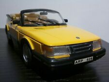 SAAB 900 Turbo 16 1991 migliorata modified - ANSON 1:18