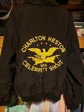 Charlton Heston Celebrity Shoot Jacket