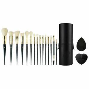 18pcs Eye & Face Brush Set | Synthetic/Vegan | Makeup Brush | Gift