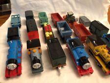 16 Thomas the Tank Engine Motorized Train 2009 Bash Emily Duncan Gordon Cargo