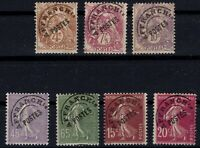 PP135412/ FRANCE – PRE-CANCELLED – YEARS 1923 - 1932 MINT MNH  – CV 120 $