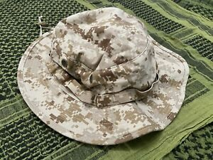 NWT NWU Type II Navy Seal AOR1 desert Boonie Hat SUN COVER size LARGE