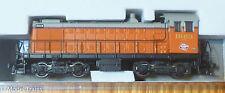 Atlas N #40002133 Milwaukee Road (Rd #1663) Alco S2 Locomotive / Standard DC