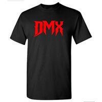 DMX Ruff Ryders Red Black T-Shirt