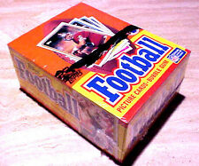 1988 Topps Football WAX ~ 36 Packs ~NICE CELL0PHANE WRAPPED BOX~  FREE SHIPPING!