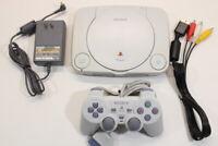 Sony PlayStation PSONE Console Controller AV/AC SPCH-100 Japan Import PK125