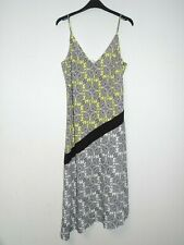 Oasis Sintra The Cami Slip Dress Multicoloured Size UK 16 rrp £58 DH192 EE 20