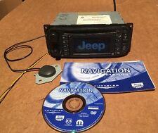 VIPER/RAM R/T SRT10 GTS RB1 NAVIGATION/GPS CD PLAYER RADIO STEREO KIT*OEM DODGE