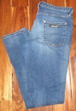 Just Cavalli Authentic Men's Slim Distressed Jeans $204 size 38x34